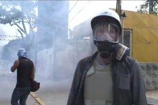 Na ulicach Wenezueli giną młodzi ludzie protestujący przeciwko reżimowi.