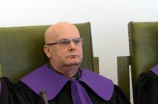 Sędzia Izby Dyscyplinarnej SN Ryszard Witkowski cytuje Krzysztofa Kononowicza podczas argumentowania orzeczenia Izby ws. sędziego Iwulskiego.