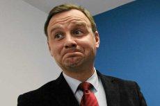 """W Krakowie prezydent nie jest """"równiejszy"""". Straż Miejska założyła mu blokadę na koło samochodu"""