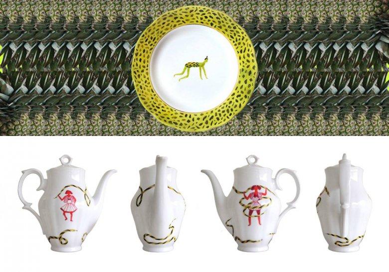 ceramika JAD to jeden z licznych projektów Joanny Fluder