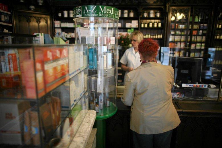 W aptekach ruch zmaleje, wzrośnie u ginekologów