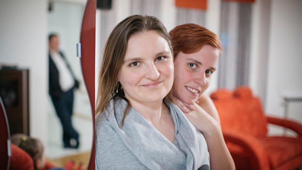 Ania może liczyć nie tylko na bratową, ale i pomoc bratanicy Magdy.
