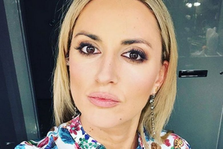 Karolina Szostak wygląda fantastycznie. Dziennikarka właśnie zakończyła po raz kolejny post dr Dąbrowskiej