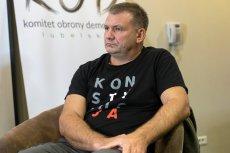 W internecie pojawiały się groźby kierowane w stronę sędziego Waldemara Żurka.