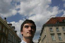Grzegorz Lewandowski - właściciel klubu Chłodna 25, który od jesieni zmienił nazwę na Klub Komediowy Chłodna