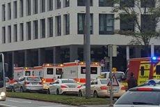 Atak nożownika w Monachium. Trwa pościg za 40-letnim napastnikiem, który uciekł na rowerze.
