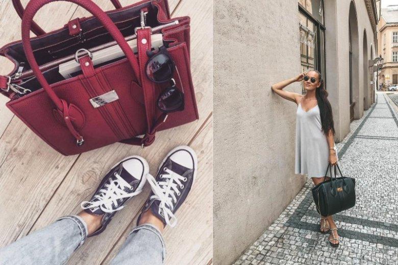 Wegańskie torebki polskiej marki podbiły Instagram. Burgundowy model otrzymała od PETA sama Meghan Markle