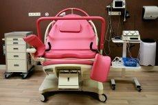 USG przezpochwowe powinno być wykonywane na fotelu ginekologicznym.