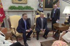 Wiele wskazuje na to, ze Andrzej DUda spotka się jednak z Donaldem Trumpem.
