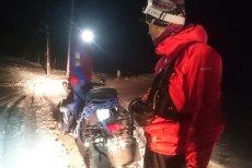 W akcji poszukiwawczej brało udział 13 ratowników GOPR