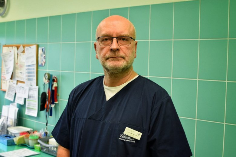 Dr Rajmund Gołdys od 40 lat jest zapalonym, ale ostrożnym grzybiarzem. Miał wielu pacjentów z zatruciem grzybami.