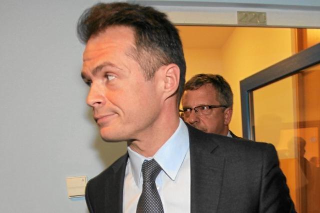 Minister transportu Sławomir Nowak