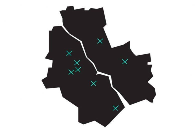 Mapa Pustostanów Warszawy pomoże rozwiązać ich problem
