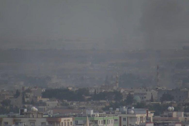 Pomimo rozejmu na pograniczy syryjsko-tureckim wciąż trwają walki.