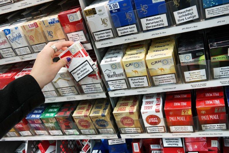 Po 2020 r. z półek sklepowych w krajach członkowskich Unii Europejskiej znikną wszystkie papierosy aromatyzowane, w tym popularne w Polsce mentole