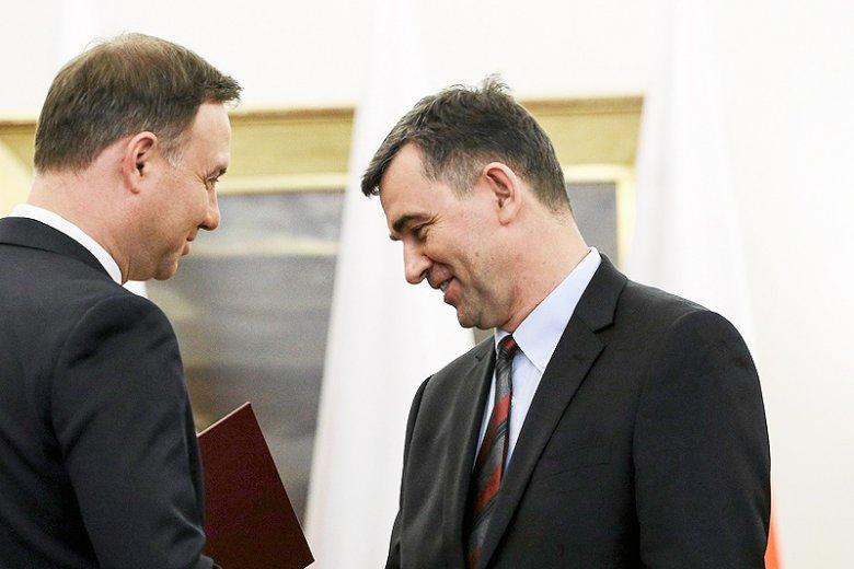 Ambasador Andrzej Przyłębski ma coraz większe problemy w związku ze swoimi kontaktami ze Służbą Bezpieczeństwa komunistycznego reżimu PRL.