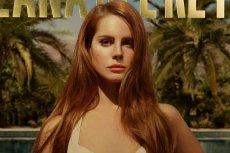 Fragment okładki reedycji debiutanckiej płyty Lany Del Rey