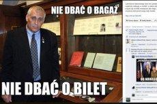 Radny z Katowic chce usunięcia z internetu prześmiewczego mema