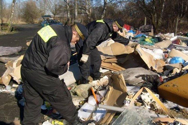 Strażnicy miejscy realizują szerokie spektrum spraw: od śmiecenia po zakłócanie ciszy nocnej.