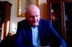 Prezydent Torunia Michał Zaleski rozpłakał się w programie Onet Rano, gdy zapytano go o sytuację na oddziale hematologii.