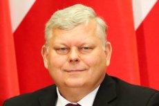 Marek Suski wygłosi wykład dla dyplomatów w  Wiedniu.