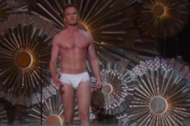 Neil Patrick Harris jako prowadzący 87. galę Oscarów