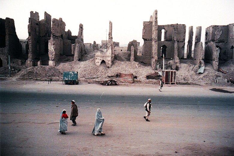 Kabul na początku nowego tysiąclecia widziany okiem obiektywu Krzysztofa Millera