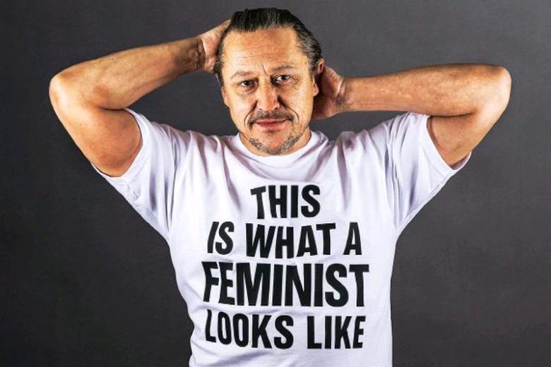 Męski feminizm to dobry znak dla kobiet walczących o równouprawnienie.