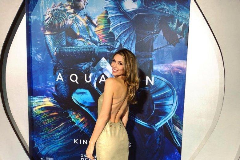 "Natalia Safran wystąpiła w filmie ""Aquaman"" u boku Nicole Kidman i Amber Heard"