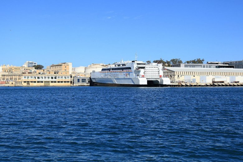 Wielki Port, międzynarodowy port morski Malty