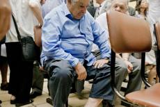 Prezydent Urugwaju u lekarza