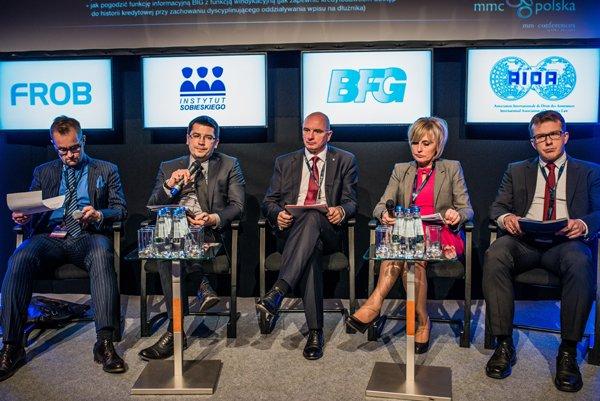 Zdjęcie z Forum Zarządzania Wierzytelnościami