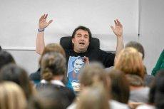 Bartosz Węglarczyk nie chce płacić wyższych podatków tylko dlatego, że nie posiada dzieci