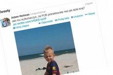 Adam Hofman jest zawiedziony, że FC Barcelona nie przyjechała do Polski