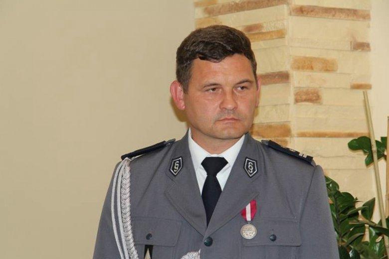 Komendant Stanisław Panek z Gorzowa Wielkopolskiego podpisał się pod zawiadomieniem w sprawie Jerzego Owsiaka.