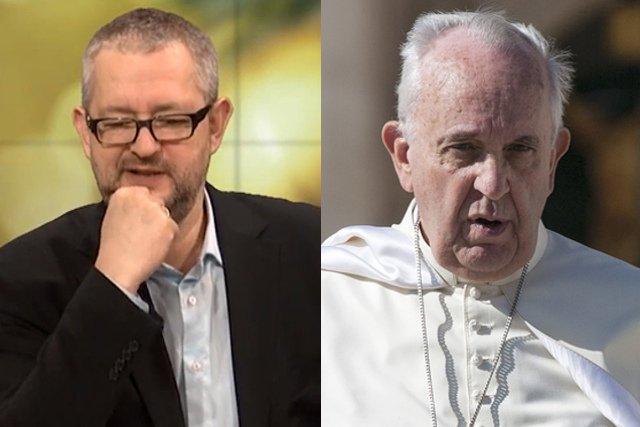 Zdaniem prokuratury, Rafał Ziemkiewicz nie znieważył papieża Franciszka.