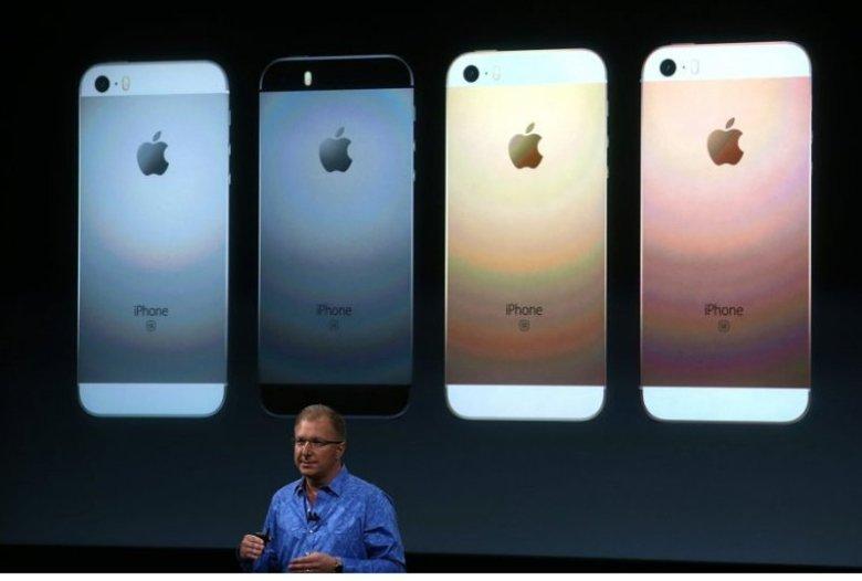 Apple zaprezentowało nowy model iPhone'a - SE.