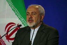 Mohammad Zarif, szef irańskiej dyplomacji.