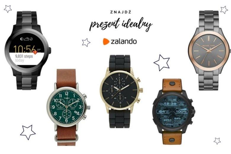 Zegarek to doskonały dodatek do stroju dla mężczyzny.