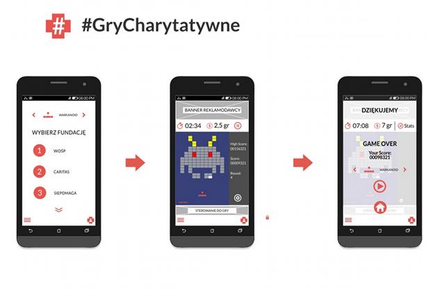 Wykopowicze tworzą charytatywną aplikację do grania w gry