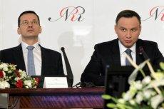 Pilne spotkanie prezydenta Dudy, premiera Morawieckiego oraz Czaputowicza i Szczerskiego.