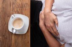Jeśli masz refluks, to lepiej zrezygnować z porannej kawy.