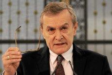 Prof. Piotr Gliński, kandydat PiS na premiera.