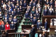 Jarosława Kaczyńskiego nie było podczas minuty ciszy ogłoszonej w Sejmie w związku z tragiczną śmiercią Pawła Adamowicza.