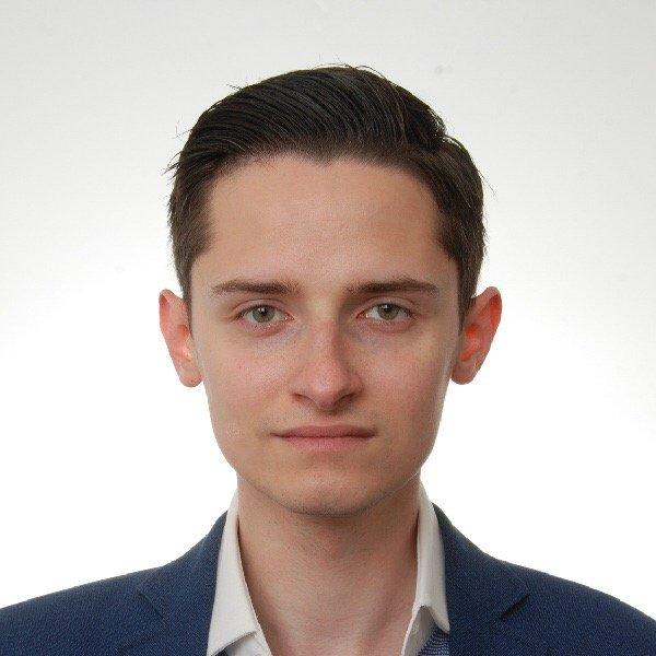 Paweł Terpiłowski, redaktor naczelny portalu Demagog.org.pl.