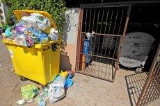Śmieci w gminie Hrubieszów wywożone są cztery razy w roku