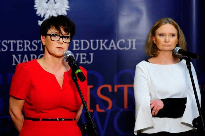"""Maria Lorek została autorką rządowego, jednego podręcznika dla najmłodszych. Sposób wyboru autora był """"mętny"""" - twierdzi poseł Piotr Bauć"""