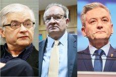 Kandydaci do europarlamentu w okręgu warszawskim.