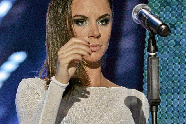 Natalia Lesz podczas koncertu