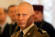 Gen. Mirosław Różański ma być namawiany do startu w wyborach prezydenckich.